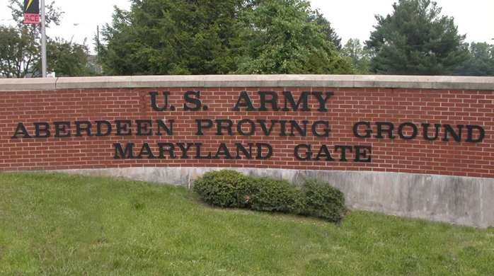 aberdeen proving ground civilian employee pleads guilty to