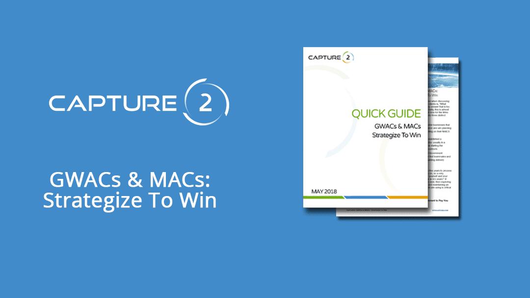 GWACs & MACs: Strategies To Win