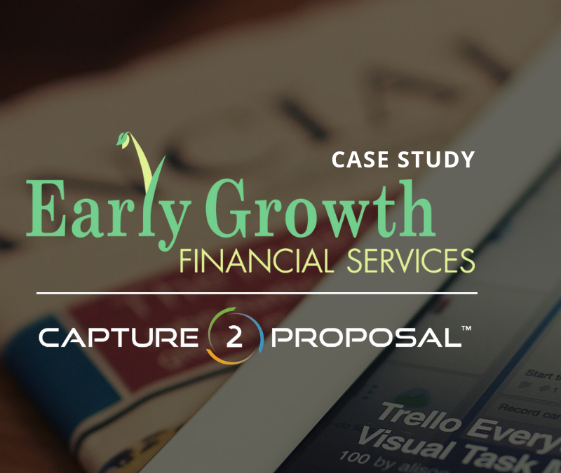 Early Growth Financial Services: Capture2 Case Study