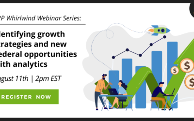 Identifying growth strategies and new Federal opportunities with analytics